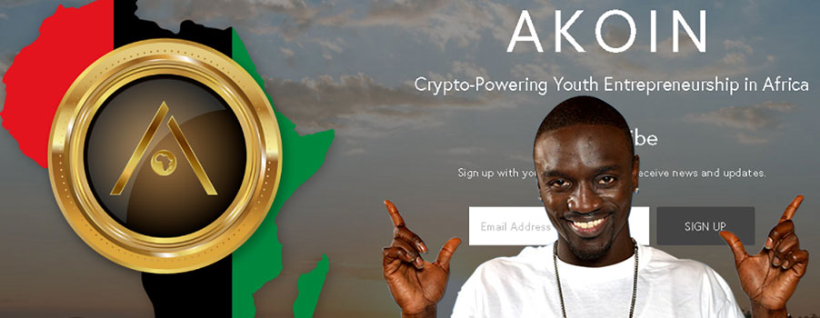 Akon Launches Cryptocurrency to Power Youth Entrepreneurship