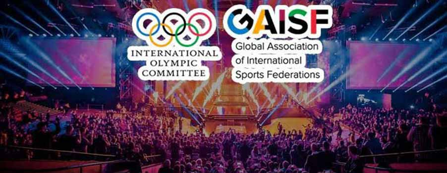 International Olympic Committee to Host Esports Forum
