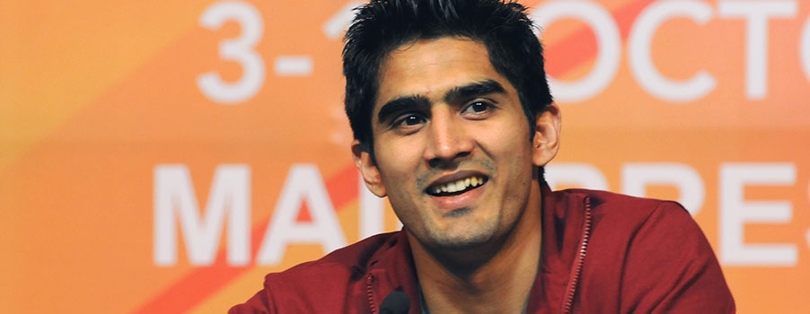 Indian Boxer Vijender Singh Joins PokerBaazi as Ambassador