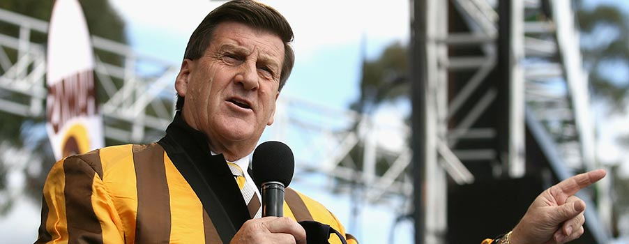 Hawthorn President Warns of Sports Betting 'Indoctrination'