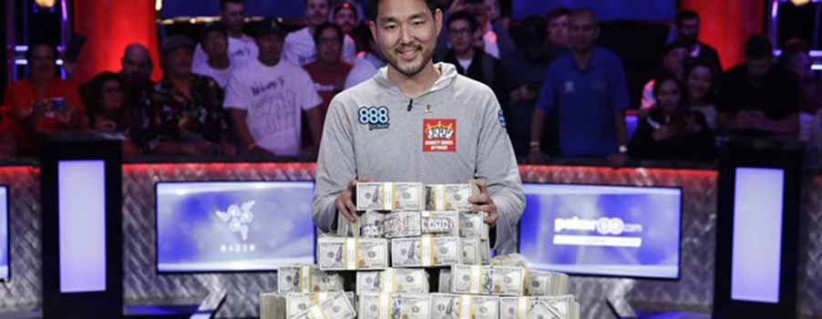 John Cynn Claims WSOP 2018 Main Event Title, Wins $8.8M