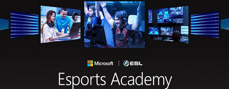 Microsoft Store Teams Up with ESL to Open Esports Academy