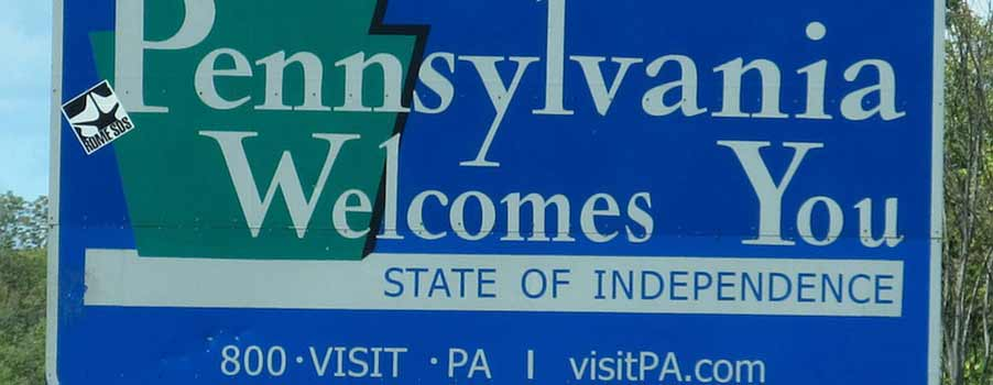 Pennsylvania's Comprehensive Gambling Expansion Surges On