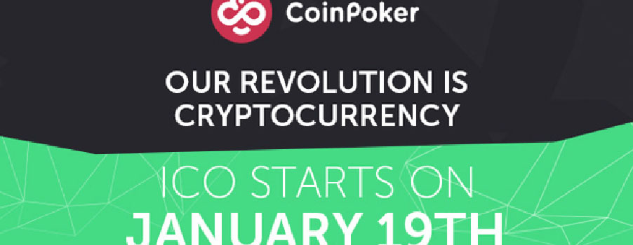 CoinPoker to Launch Stage 1 of Its ICO on January 19