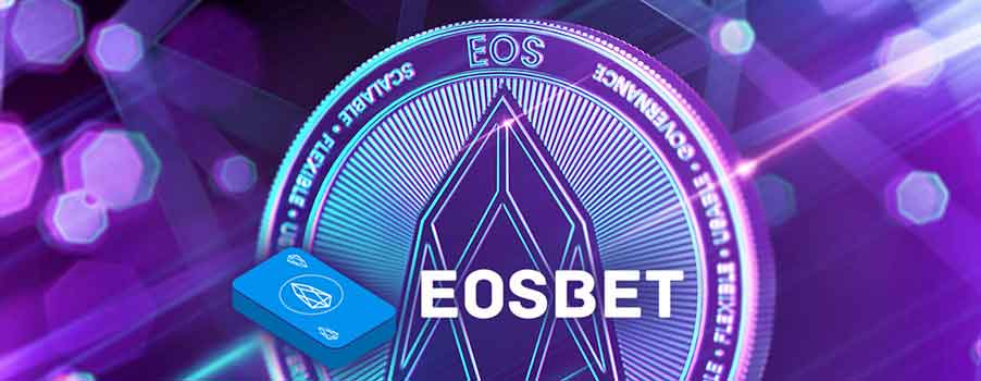 EOSBet Unveils Bitcoin Betting and Account System